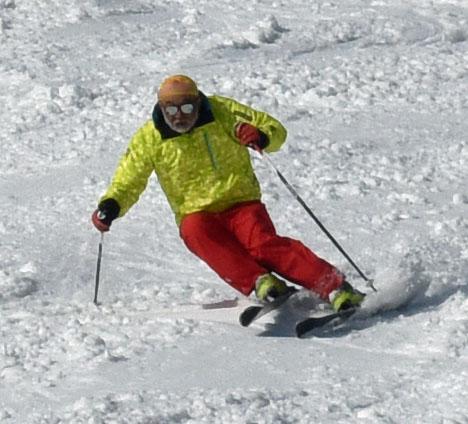 検定 1 級 スキー
